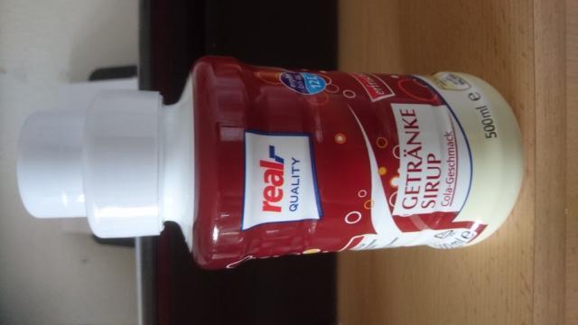 Fotos und Bilder von Getränke, Sirup, Cola (Real) - Fddb