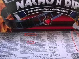 Chili nacho Chips, ohne Dip | Hochgeladen von: Schwarzbär