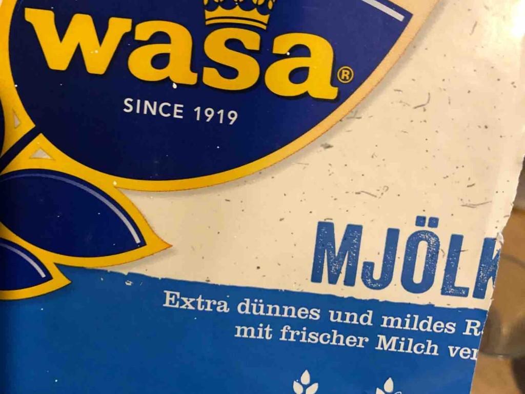 Wasa Knäckebrot Mjölk von Fbs2000 | Hochgeladen von: Fbs2000