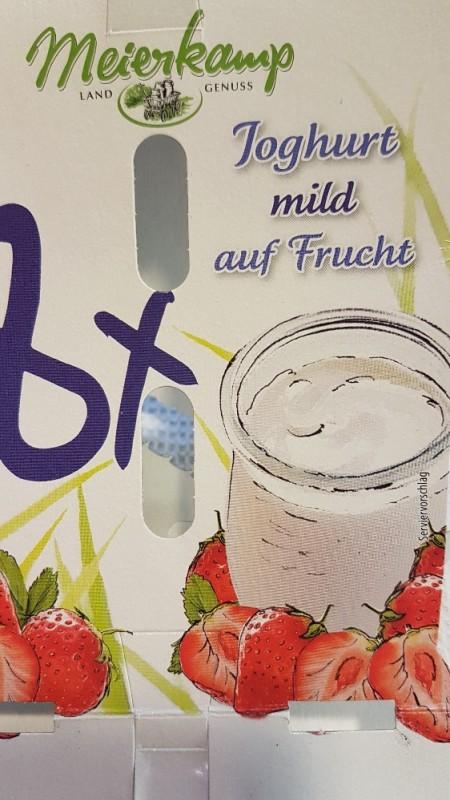 Fruchtjoghurt, mild, Erdbeere von durchhaltenundfitwerden   Hochgeladen von: durchhaltenundfitwerden