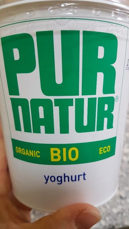 Pur Natur Bio yoghurt von jiffy | Hochgeladen von: jiffy