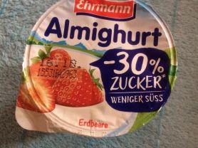 Almighurt -30% Zucker, Erdbeere | Hochgeladen von: LuckyLuna