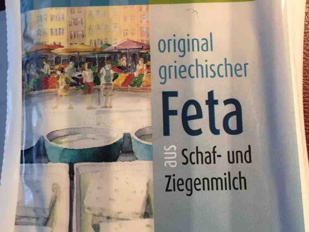 Griechischer Feta, schaf-und ziegenmilch von Stephy84 | Hochgeladen von: Stephy84