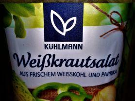Weißkrautsalat, Weißkohl und Paprika | Hochgeladen von: Sabine34Berlin