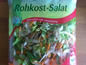 Rewe Rohkostsalat Ohne Dressing Kalorien Salat Fddb