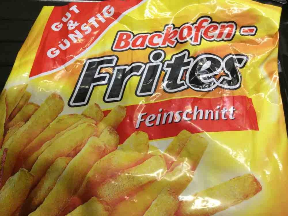 Edeka Backofen Frites Feinschnitt Pommes Kalorien Neue Produkte