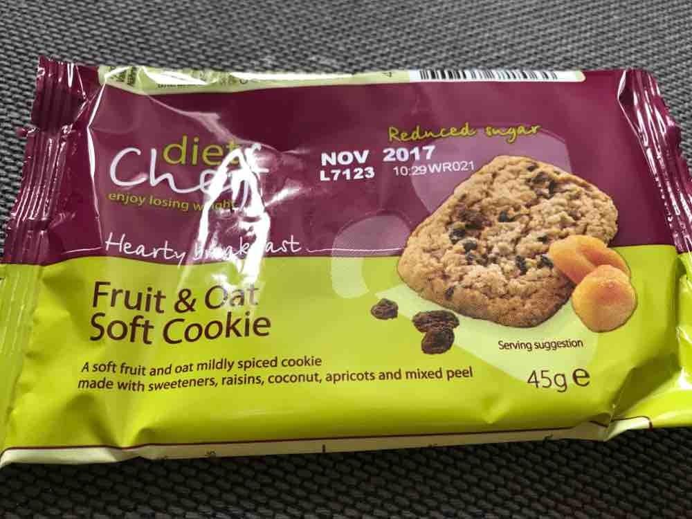 Fruit & Oat Soft Cookie von assilemm763 | Hochgeladen von: assilemm763