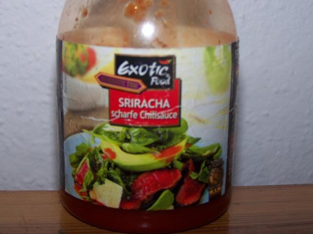 SRIRACHA scharfe Chilisauce | Hochgeladen von: tina a