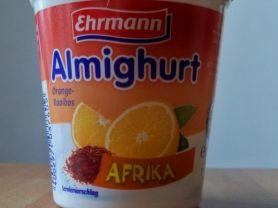 Almighurt Afrika , Orange-Rooibos   Hochgeladen von: paulefrau
