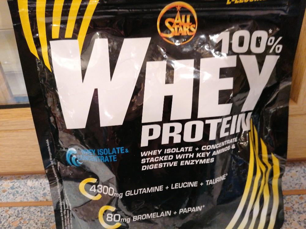 100% Whey Protein, Banana Split von schlosser224 | Hochgeladen von: schlosser224