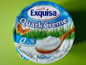 Quark Creme 0,2%, natur | Hochgeladen von: Katthi