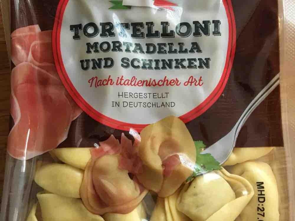 Tortelloni Mortadella-Prosciutto, Schinken von Cascara2102 | Hochgeladen von: Cascara2102