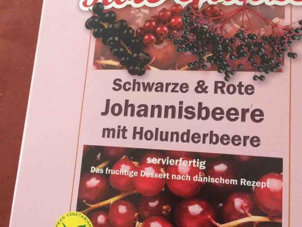 Rote Grütze, Schwarz & Rote Johannisbeeren von hollus | Hochgeladen von: hollus