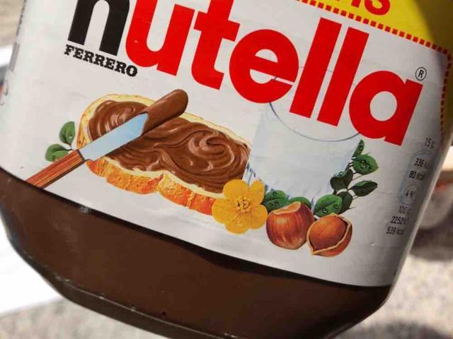 Nutella von PeterWernerHU   Hochgeladen von: PeterWernerHU
