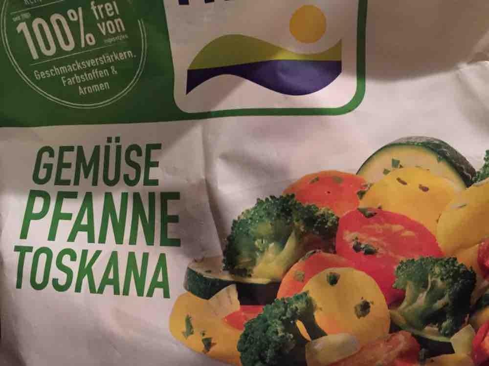 Gemüsepfanne, Toskana von Aronia61 | Hochgeladen von: Aronia61