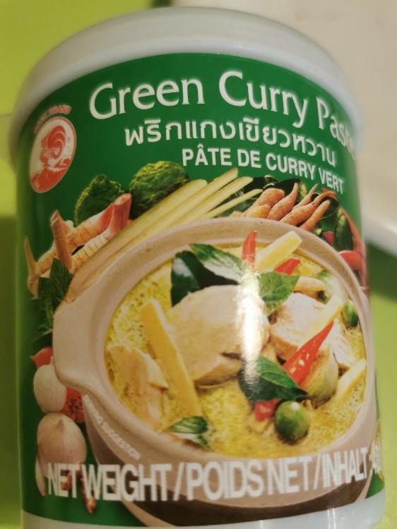 Grüne Curry  Paste von siri20   Hochgeladen von: siri20