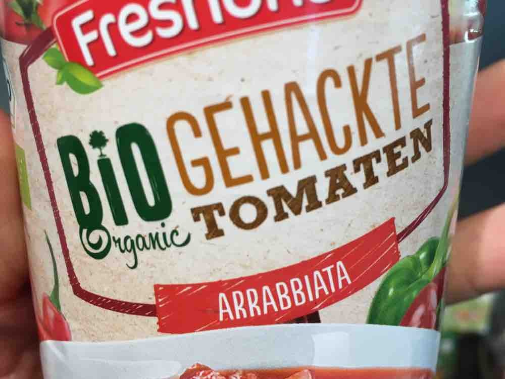 gehackte Bio Tomaten Arrabiata  von BeMo76 | Hochgeladen von: BeMo76