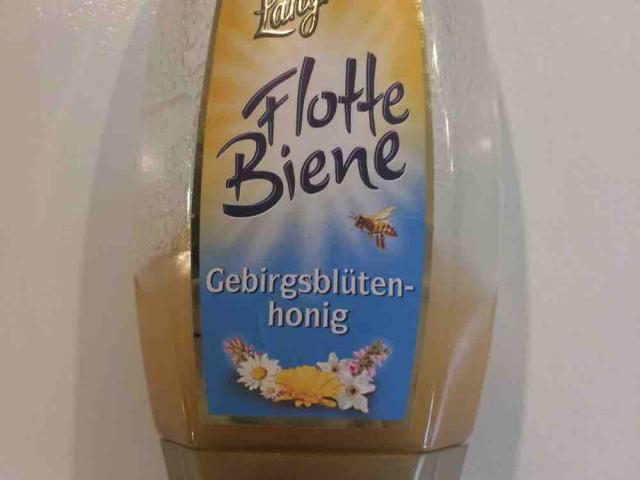 Flotte Biene, Gebirgsblütenhonig von Papi32 | Hochgeladen von: Papi32