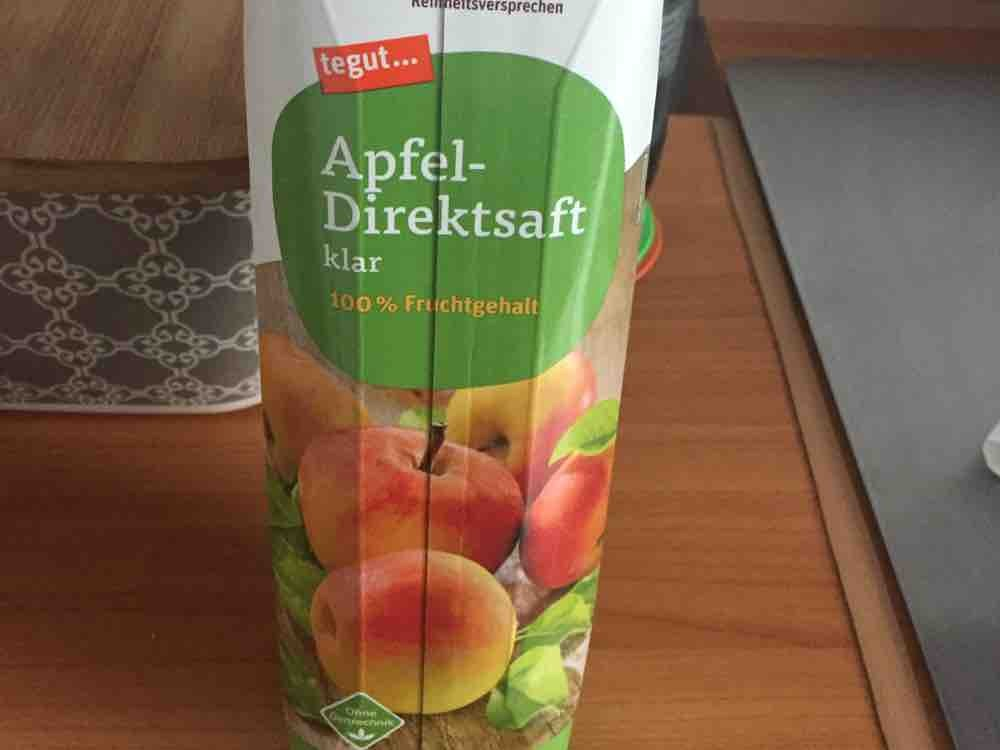 Tegut Apfel-Direktsaft klar von zafira0174679 | Hochgeladen von: zafira0174679