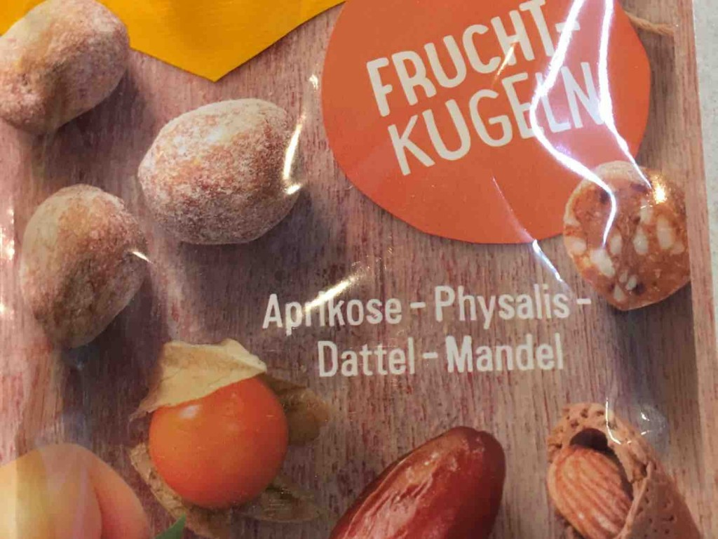 Fruchtkugeln, Aprikose von Bini81 | Hochgeladen von: Bini81