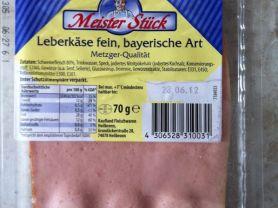 Meister Stück, Leberkäse | Hochgeladen von: Nipler