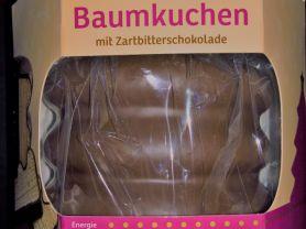 Baumkuchen, mit Zartbitterschokolade   Hochgeladen von: wertzui