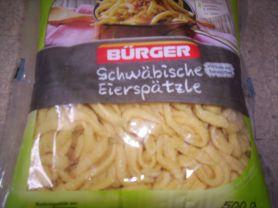 Schwäbische Eierspätzle (Bürger) | Hochgeladen von: Highspeedy03