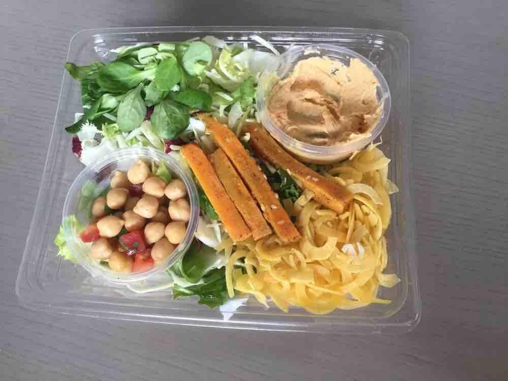 Junger Salat Süße Knolle von mettigel | Hochgeladen von: mettigel