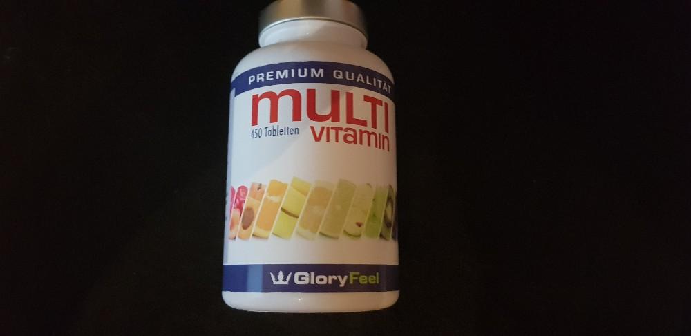 Multivitamin Tablette von AB123 | Hochgeladen von: AB123