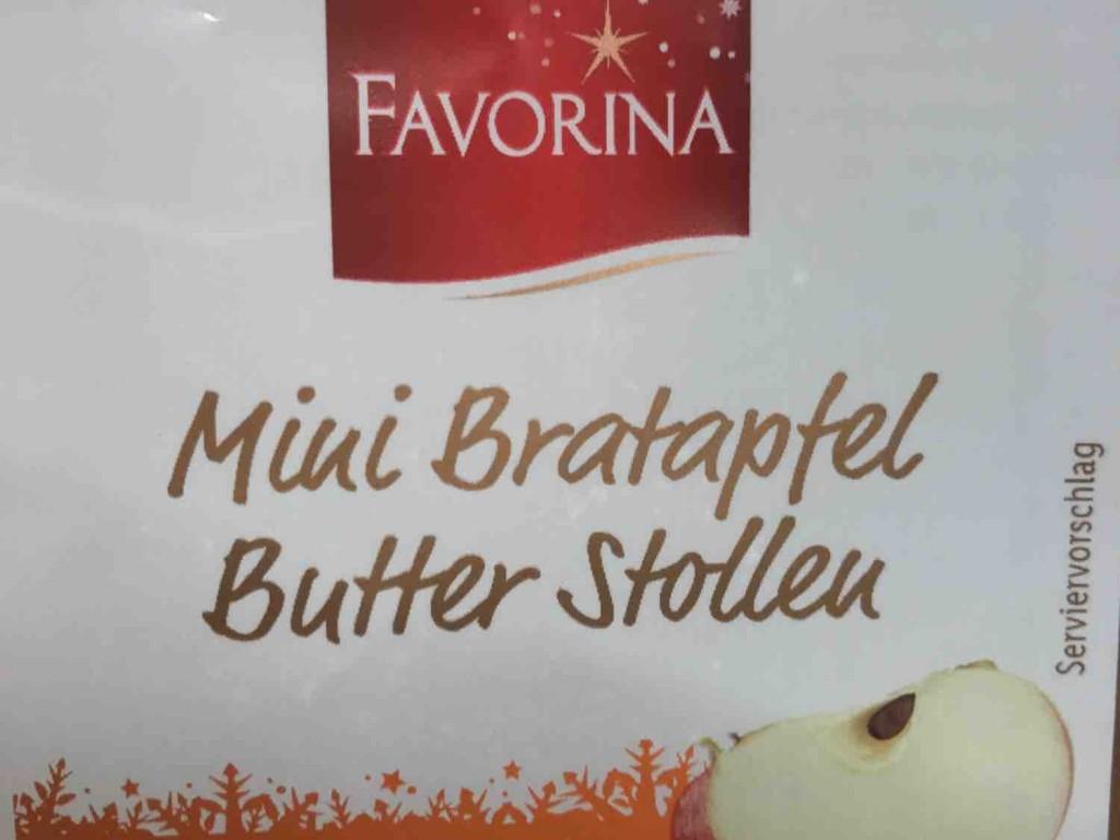 Favorina Mini Bratapfel Butter Stollen von Saschi75 | Hochgeladen von: Saschi75