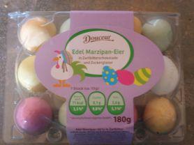 Douceur Edel Marzipan-Eier, Zartbitterschokolade und Marzipa | Hochgeladen von: nordlichtSH