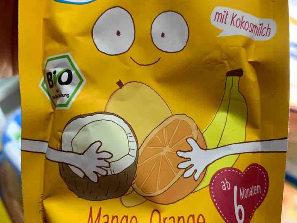 Fruchtbar Mango Orange Kokosnuss Banane von Jubba | Hochgeladen von: Jubba