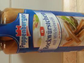 Bockwürstchen mit Milcheiweiß   Hochgeladen von: jana74