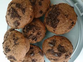 Schokolademuffins mit Zartbitterschokolade   Hochgeladen von: Mystera