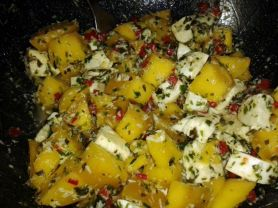 Mangosalat pikant | Hochgeladen von: Volldurchgeknallt