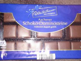 Aachener Schoko - Dominosteine Vollmilch doppelt gefüllt   Hochgeladen von: chilipepper73