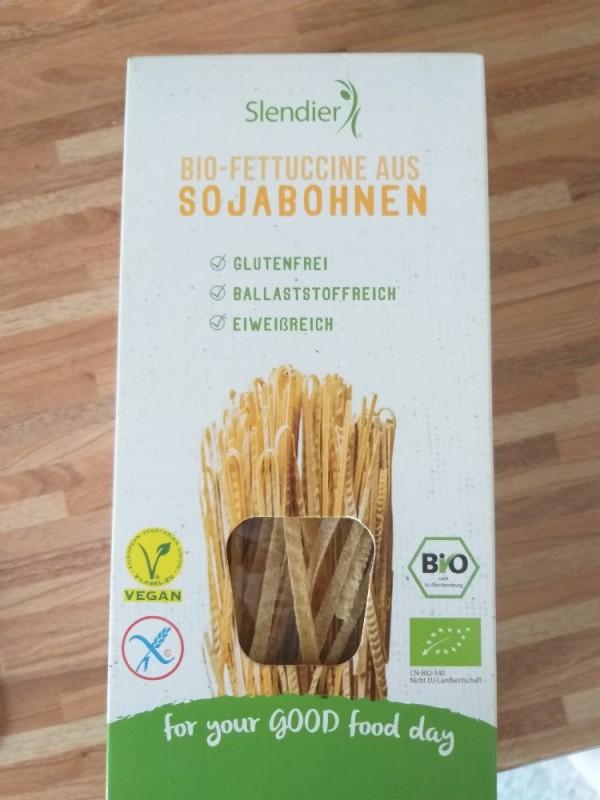 Bio-Fettuccine aus Sojabohnen von Timey55 | Hochgeladen von: Timey55