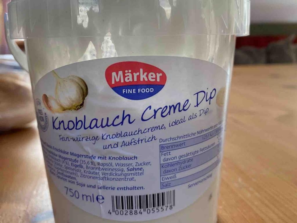 Knoblauch Creme Dip von johannajhnk   Hochgeladen von: johannajhnk