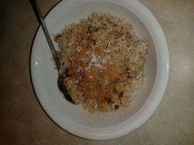 Kokos-Gerste mit Aprikosen in Hafermilch | Hochgeladen von: nextlevel