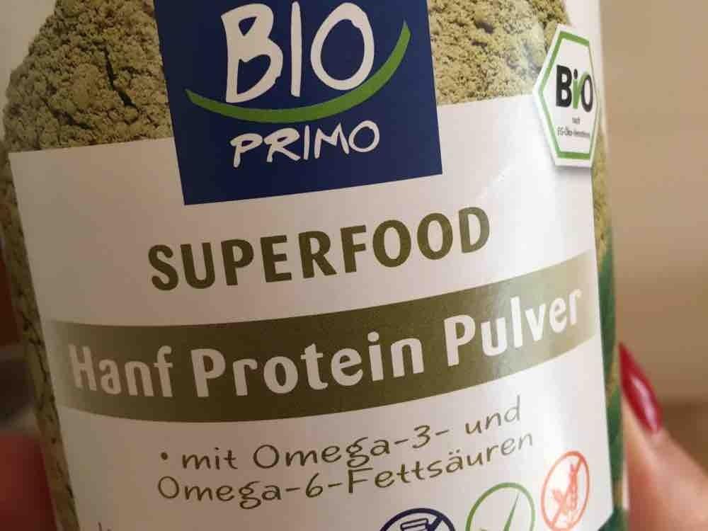 Hanf Protein Pulver von Lisaja   Hochgeladen von: Lisaja