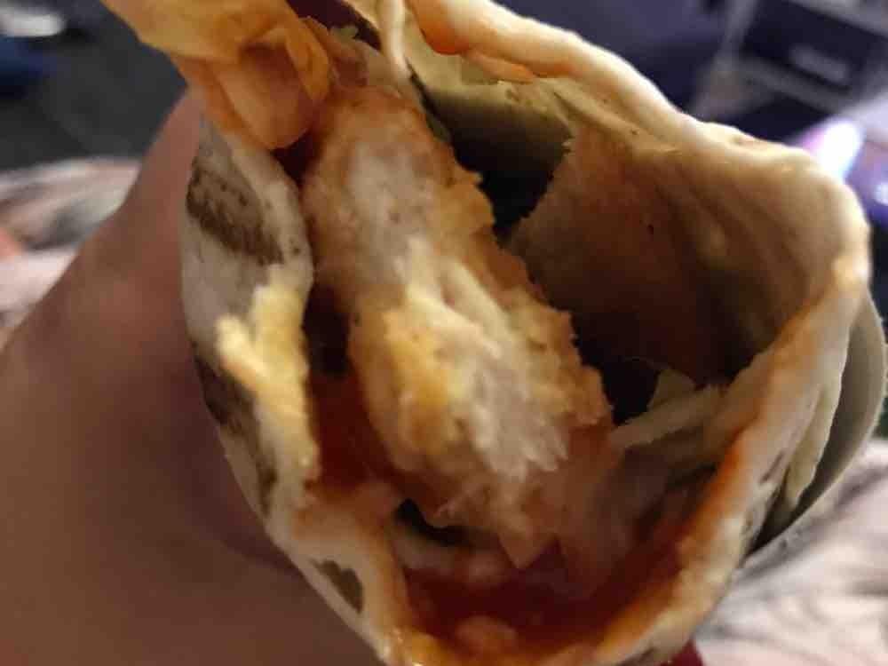 McWrap Crispy Chicken, Tomato-Salsa von mbredewald291 | Hochgeladen von: mbredewald291
