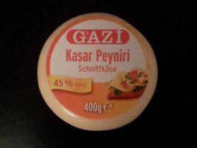 Gazi Kaşar Peyniri    Hochgeladen von: Tobbes