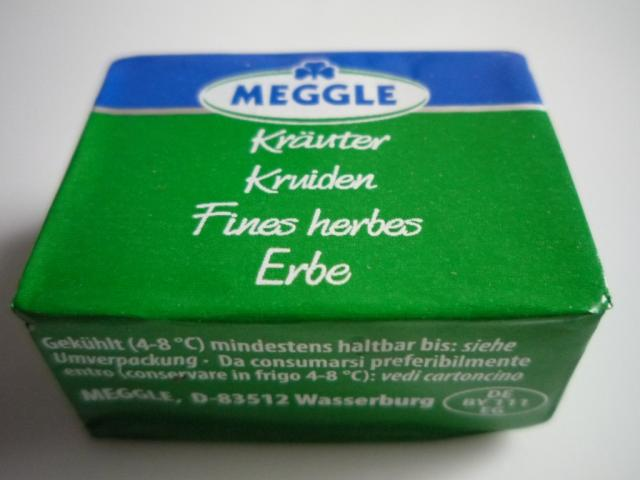 Kräuterbutter (Meggle) 20g aus Butter-Boutique | Hochgeladen von: pedro42