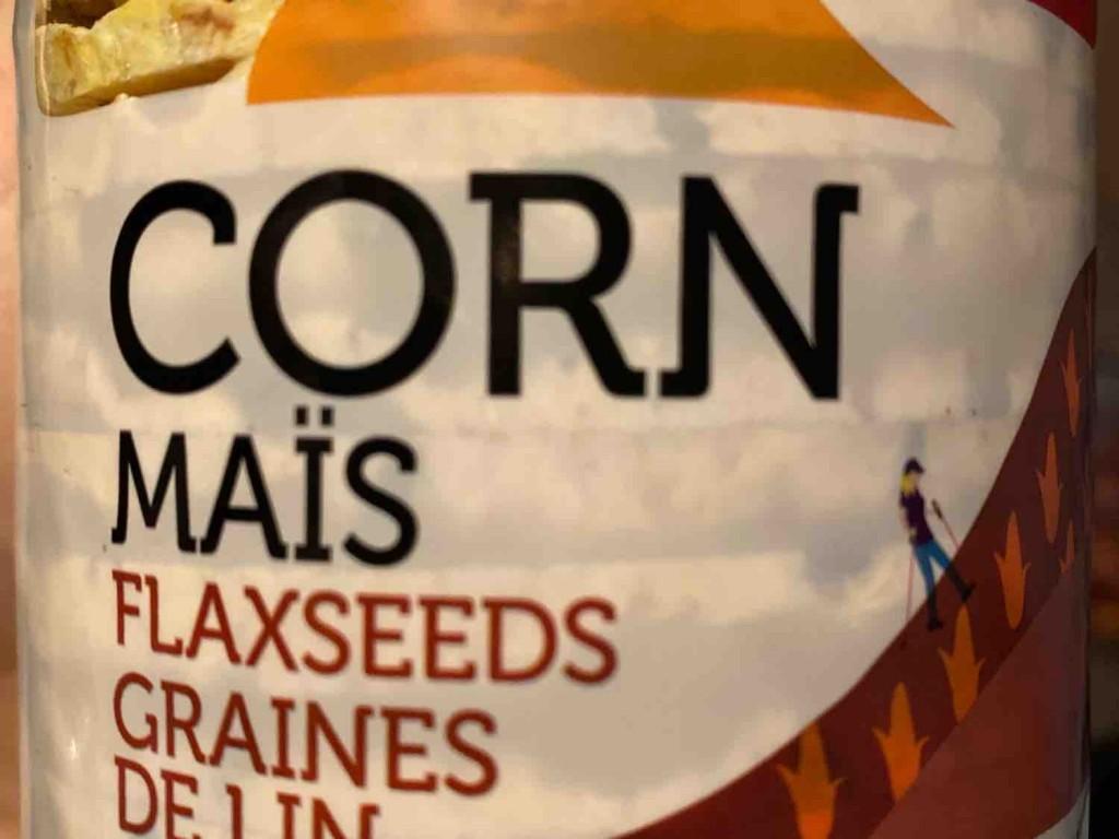 Corn Mas, flaxseeds graines de lin von s0br   Hochgeladen von: s0br