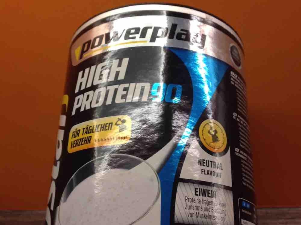 High Protein 90 (isostar powerplay), Neutral von AKU05   Hochgeladen von: AKU05
