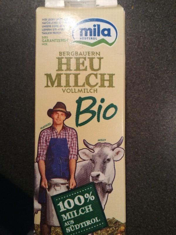 Bio Heumilch (Mila), Milch von Freelyy   Hochgeladen von: Freelyy