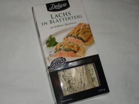 Lidl Lachs In Blätterteig Mit Delikater Spinatsauce Kalorien