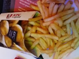 Kentucky Fried Chicken Pommes Frites Kalorien Fast Food Fddb