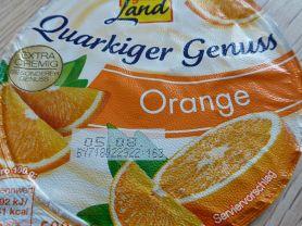 Quarkiger Genuss, Orange | Hochgeladen von: bodensee
