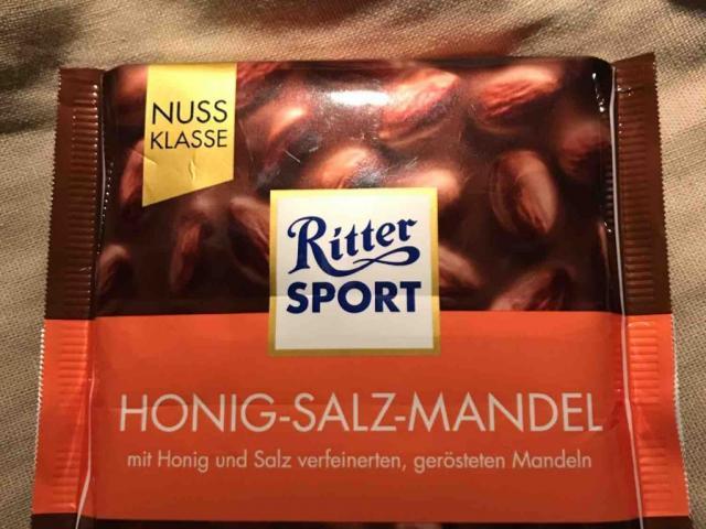 Honig Salz Mandel von SonjaBucksteg   Hochgeladen von: SonjaBucksteg